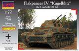 Flakpanzer IV  Kugelblitz  German anti-aircraft tank