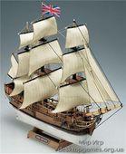 Модель корабля Баунти мини (Bounty mini), английский шлюп XVIII в.