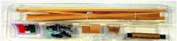 Сборная модель из дерева «Америго Веспуччи» («Amerigo Vespucci mini») - фото 3