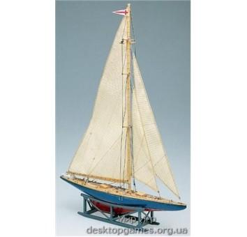 Сборная деревянная модель Эндевор II мини (Endaevour II mini) яхта