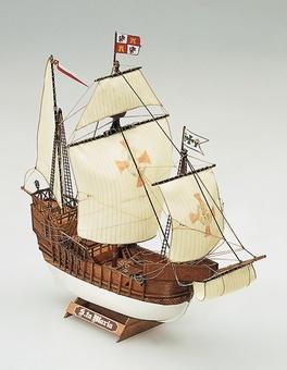 Сборная деревянная модель корабля Санта-Мария (Santa Maria mini) - фото 2