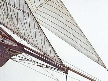 Сборная деревянная яхта Америка (America) - фото 9