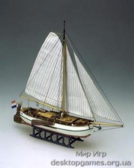 Сборная модель деревянного корабля Catalina mini (Каталина мини)