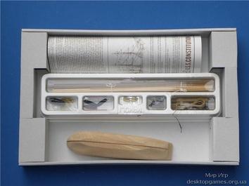 Деревянная модель корабля Конститьюшн (Constitution mini) - фото 7