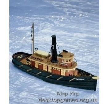 Модель корабля из дерева Таурус (Taurus)
