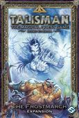 Talisman. The Frostmarch Expansion