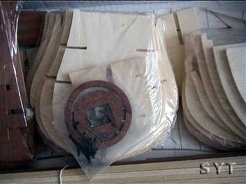 Сборная деревянная модель корабля-каракки Сао Мигуэль Atlantica - фото 5