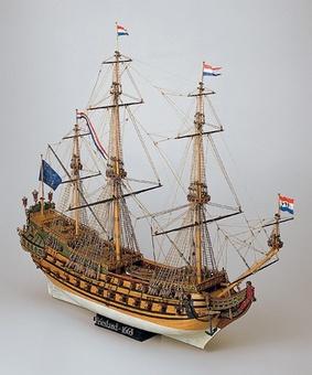 Сборная деревянная модель корабля Фрисланд - фото 2