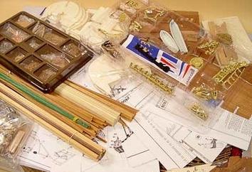 Сборная деревянная модель корабля Фрисланд - фото 4