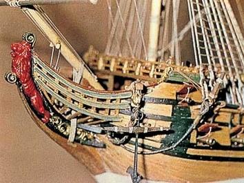 Сборная деревянная модель корабля Фрисланд - фото 11
