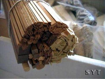 Сборная деревянная модель корабля Виктори - фото 9