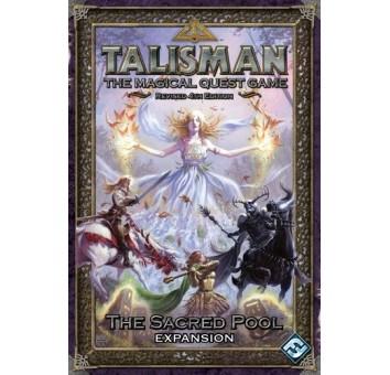 Talisman. Sacred Pool Expansion