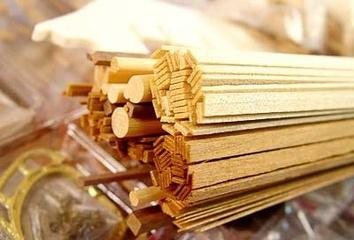 Сборная модель корабля из дерева Halifax (Галифакс) - фото 6