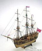 Деревянный корабль Endeavour (Эндевор)