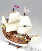 Сборная деревянная модель корабля Mayflower