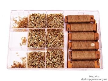 Модель деревянного парусника для склеивания SANTA ANA - фото 14