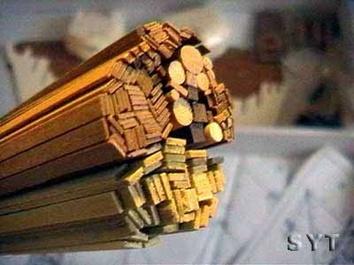 Деревянная модель английского корабля HMS Bounty (Баунти)  XVII - фото 4