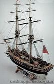 Сборная деревянная модель корабля HMS Swift