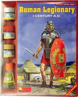 MAset16005 Roman legionary, I century A.D. (фигуры)