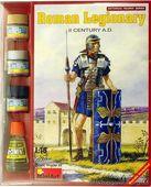 MAset16007 Roman legionary, II century A.D. (фигуры)
