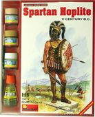 MAset16012 Spartan hoplite, V century B.C. (фигуры)