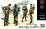 Британские войска, Каны 1944