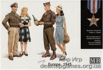 MB3514 Europe, 1945