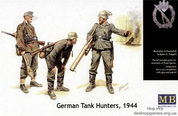 MB3515 German Tank Hunters, 1944