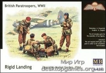 MB3534 British paratroopers, 1944. Kit 2
