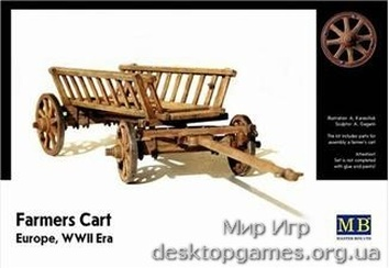 MB3537 Farmers Cart, WWII Europe