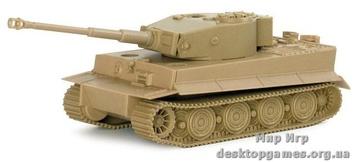 Тяжелый танк Тигр VI (поздняя версия)