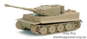 Тяжелый танк Тигр VI (средняя версия)