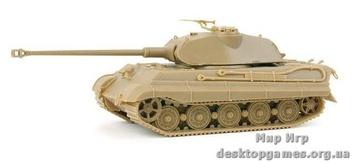 "Тяжелый танк Pz. Kpfz VI Sd Kfz182 ""Королевский тигр"" с башней Порше"