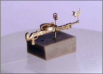 Degtyaryov DA machine-gun