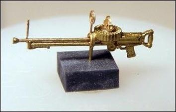 Lewis Mk III machine-gun