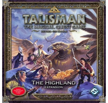 Talisman. The Highland Expansion