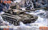 Cоветский Боевой Танк Т-64 Б