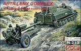 MK213 Russian modern artillery complex