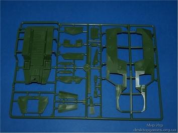 Сборная пластиковая модель БТР-152В1 - фото 2