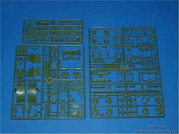 Сборная пластиковая модель БТР-152В1 - фото 3