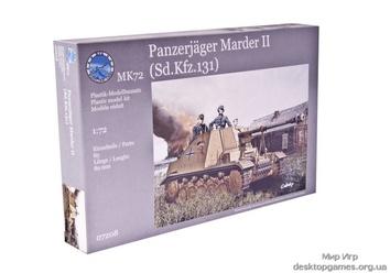 Немецкая противотанковая САУ Мардер II