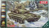 Cоветский основной боевой танк Т-64 Б