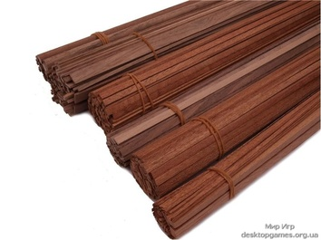 Модель деревянного парусника для склеивания SANTA ANA - фото 20