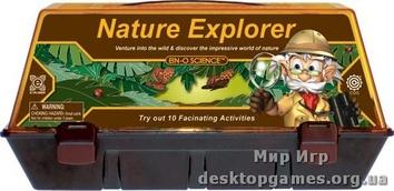 Исследователь природы