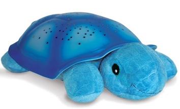 Детский  ночник Голубая Черепашка
