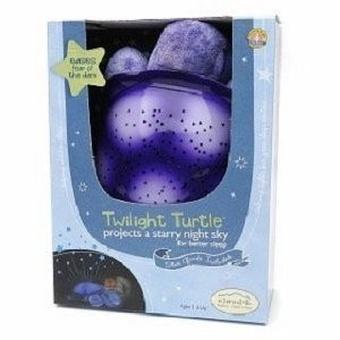 Детский  ночник Фиолетовая Черепашка