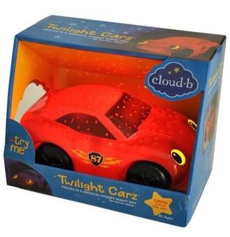 Детский ночник Машинка