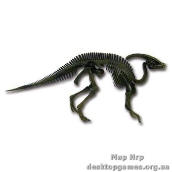 Скелет динозавра Паразоролоф