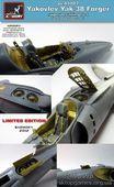 Конверсионный набор для модели Як-38 от HobbyBoss