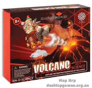 Изучение вулкана